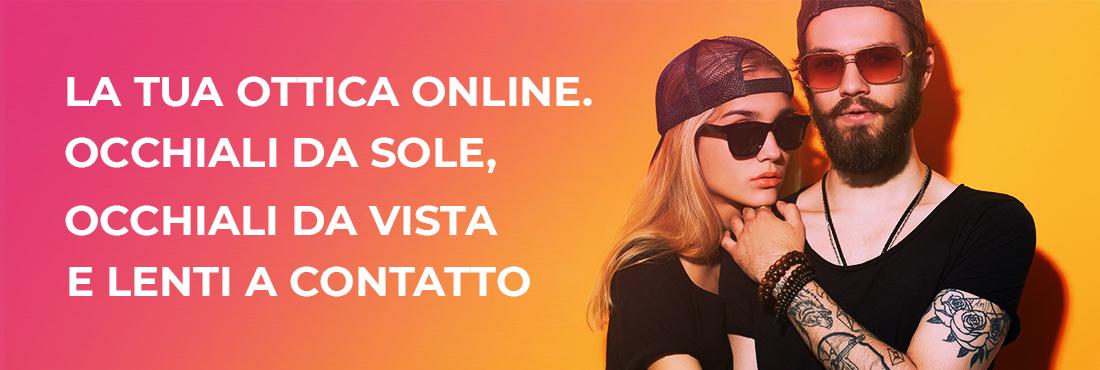 GranOptic Ottica online: Occhiali da sole e graduati ai migliori prezzi