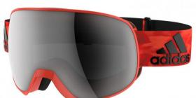Adidas Sport Eyewear Progressor S AD82 Energy Black