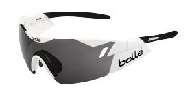 Bollé 6th Sense Shiny White/Black