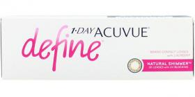 Acuvue 1-Day Acuvue Define